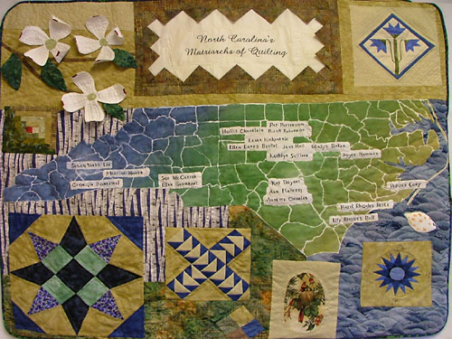 North Carolina's Matriarch of Quilting