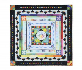 Janice's BFF Round Robin Quilt