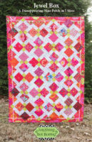 Jewel Box - quilt by Anything But Boring