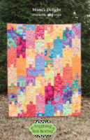 Mimis Delight- quilt by Janice Pope
