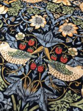 Matching Fabric Design When Sewing a Quilt Backing Together